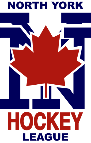 North York Hockey League logo